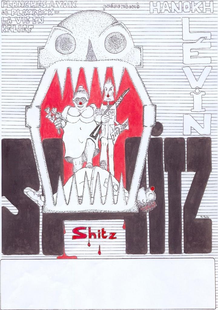 dessin Philippe pour Shitz